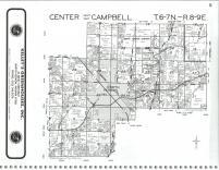 Map Image 013, Jennings County 1989